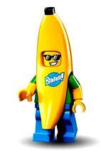 NEW! LEGO Minifigures Series 16 71013 Banana Suit Guy Man Figure SEALED!