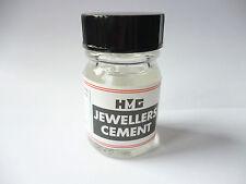 HMG ~ Jewellers Cement ~ 15ml ~ Stone Setting ~ Metal Mounts ~ Crafts ~ Hobbies