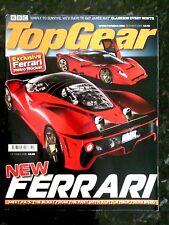 TOP GEAR MAGAZINE OCT-2006 - Lexus LS460, Audi Q7, Discovery TD, Ferrari P4/5