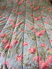 Vintage Ralph Lauren KING Garden Rambler Comforter See Description.