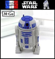 1 Clé USB 2.0 NEUVE 30Go ( USB Flash Drive 30Gb ) - Star Wars R2-D2 R2D2