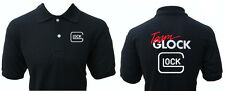 Glock Team Shooting Gun Gotcha Polo Shirt