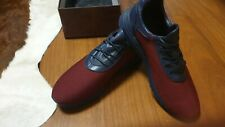 Stefano Ricci Trainers Shoes Sneakers with Leather