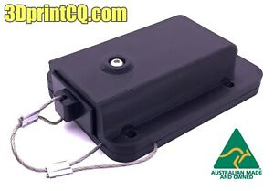3DprintRV Panel Mounting with Dust Cover, compatible with Anderson Plug 50 Amp