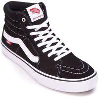 Vans Sk8-Hi Pro - Black / White VN000VHGY28 MSRP $70