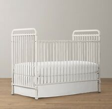 Restoration Hardware Millbrook Iron Crib USED