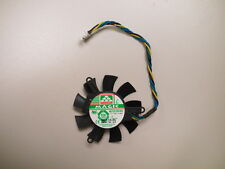 45mm VGA Fan Nvidia Video Card Magic MGT5012XR-W10 (MGT5012XF-W10)