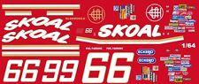 #66 Phil Parsons SKOAL Oldsmobile 1/64th HO Scale Slot Car Waterslide Decals