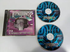 HYPNOTRANCE 2 THE INTERGALACTIC HARD TRANCE COLLECTION - 2 X CD ARCADE 1995
