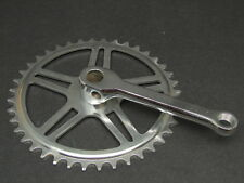 Vintage NOS 40T Steel Bicycle Sprocket Right Crank Arm