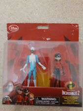 Incredibles 2 Violet And Freezone Action Figure Set