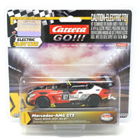 Carrera GO! 64135 Mercedes-AMG GT3 Team AKKA-ASP No.87 1/43 Slot Car