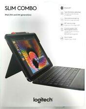 Logitech Slim Combo Keyboard Case - 920009040