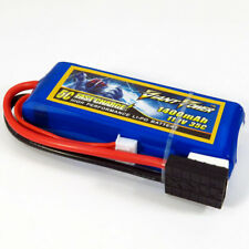 11.1V 3S 1400mAh 35C LiPO Battery TRX plug for Traxxas 1/16 E-Revo RC Buggy Car