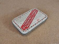 Boots Compound Glycerin of Thymol Pastilles With AMC .10cm x 6cm x2cm