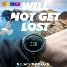 SKMEI Men's Military LED Tactical Countdown  Alarm Date Digital Sport Watch USA