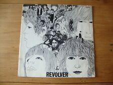 The BEATLES REVOLVER UK MONO 1966 PARLOPHONE 1st PRESS Withdrawn 606-1mix ALL EX