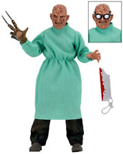 Nightmare on Elm Street Freddy Krueger 8-Inch Clothed Surgeon Action Figure