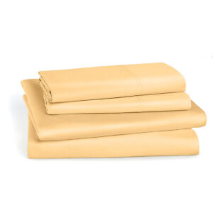 Egyptian Percale 300 Thread Count 100% Cotton Sheets Sets