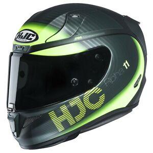 HJC RPHA 11 Pro Bine Helmet with Dark Tint shield included