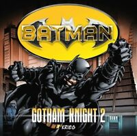 BATMAN - GOTHAM KNIGHT 2-KRIEG  CD NEW