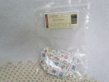 Longaberger Liner for Mini Violet Basket:  Collectors Club Mini May Floral ~ New
