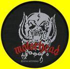 "Motörhead "" Rouge Logo "" Patch/Patches 600194 #"
