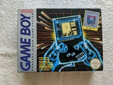 NINTENDO GAME BOY-Original Consola DMG-01 (10) En Caja