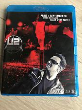 "BLU RAY U2 ""ALLEZ C'EST PARTI !"", Stade de France 18/09/2010"