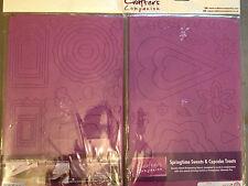 foglio 3 per valigetta ultimate pro,embossing,biglietti popup,fiocchi,taglierina
