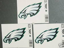 NFL Window Clings (3), Philadelphia Eagles, NEW