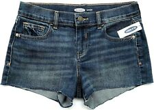 a553cd6a4f Old Navy Denim BOYFRIEND Shorts Cut-offs Size 12 3