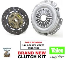 VALEO Kit embrayage 2-Piece pour Ford Mondeo 1.6i 1.8i 16V MTX75 1993-1996 220mm