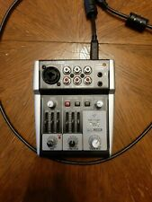 Mischpult Behringer Xenyx 302USB Analog Interface | Top Zustand