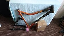 Cannondale Scalpel 68 (1st generation) frame - Large - Brand new.