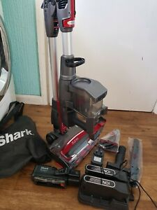 SharkDuoClean Cordless Vacuum Cleaner (Twin Battery) IF250UK