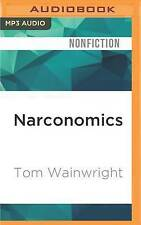 USED (VG) Narconomics: How to Run a Drug Cartel by Tom Wainwright
