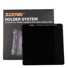 ZOMEI Optical Glass100*100mm 6stop ND64 Neutral Density Square filter For CokinZ
