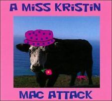 Audio CD A Miss Kristin Mac Attack - Miss Kristin - Free Shipping
