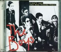 The Boys - I Don'T Care The Nems Records Years 2X Cd Perfetti