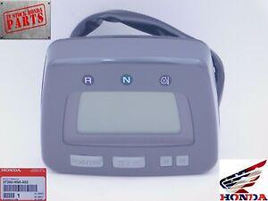HONDA SPEEDOMETER DASH DISPLAY 1998-2001 TRX450S  DIGITAL COMBINATION METER MPH