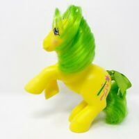 Vintage My Little Pony G1 So Soft Magic Star Deflocked