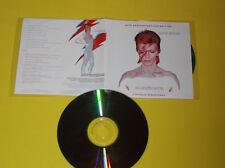 """RARE  CD PROMO DAVID BOWIE """"ALADDIN SANE"""" 30TH ANNIVERSARY 2 CD EDITION"""