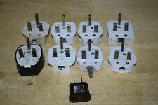 More details for vintage 13 amp uk plugs job lot - mk, ever ready, volex...