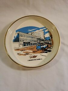 Security Federal Savings 50th Anniversary Columbia S C Vintage Ashtray