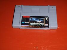 Nigel Mansell's World Championship Racing (Super Nintendo) -Cartridge Only