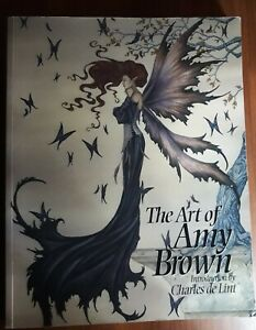 THE ART OF AMY BROWN-CHIMERA PUBLISHING-2003(I EDIZIONE)-IN INGLESE-RARO!!!