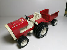 TONKA - Vintage 811002 Tractor and Trailer  in Very Good Cond