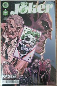 Joker #2 DC Comics First Appearance Bane's Daughter
