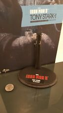 Hot Toys MMS209 Ironman 3 Mechanic 1:6 action figure's stand / base only